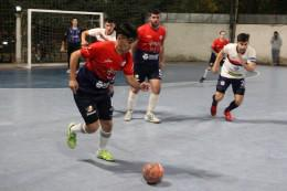 Futsal, fecha  de interzonales