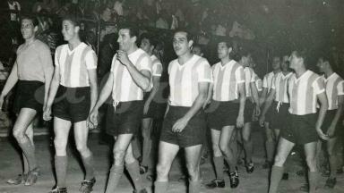 Sudamericano de Lima, campeón con los Carasucias