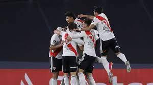 Copa Libertadores, River clasfiicado
