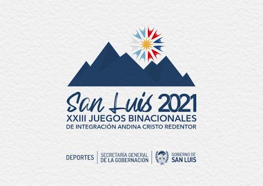 afiche juegos binacionales San Luis 2021
