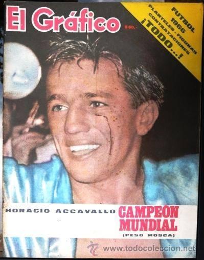 Accavallo campeón mundial