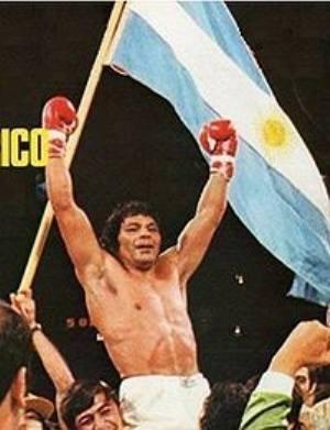 Boxeo, Victor Galindez