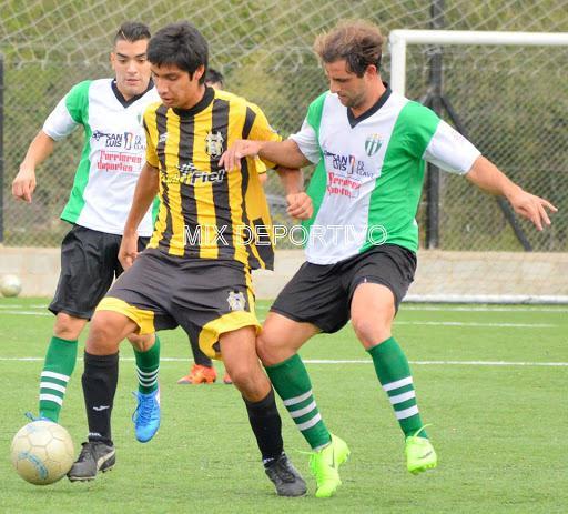 Futbol, postergados de la Liga Sanluiseña