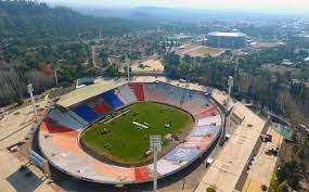Estadio Malvinas Argentinas hoy