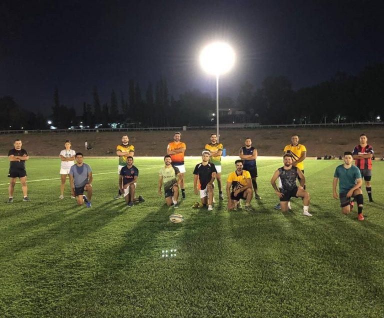 Rugby, Huarpes, Mendoza