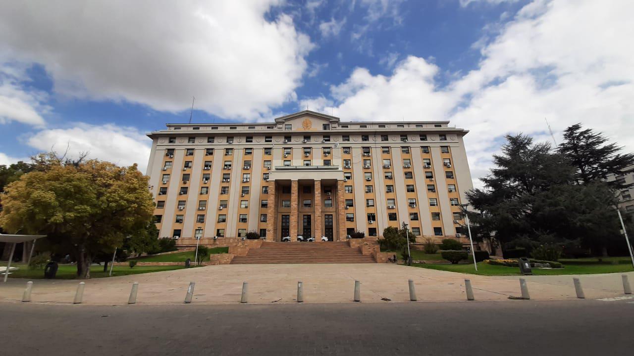 Casa de Gobierno de Mendoza/Argentina