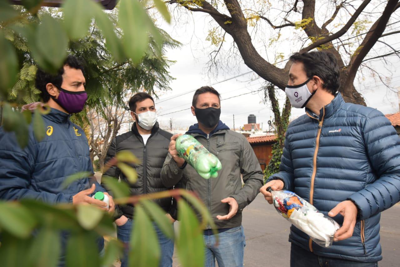 Parada sustentable Godoy Cruz 5