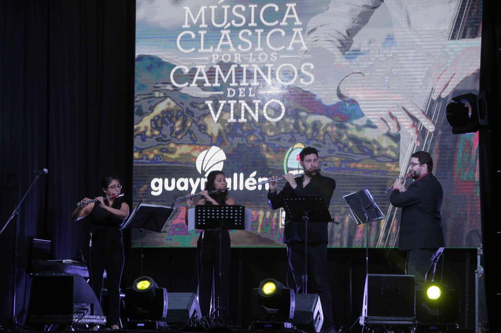 Música clásica por los caminos del vino (10)