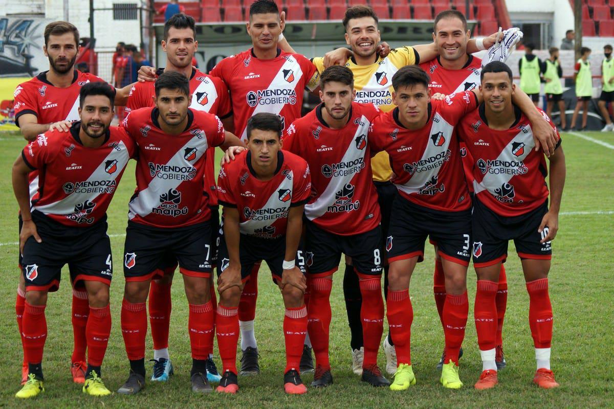 Foto equipo Deportivo Maipú