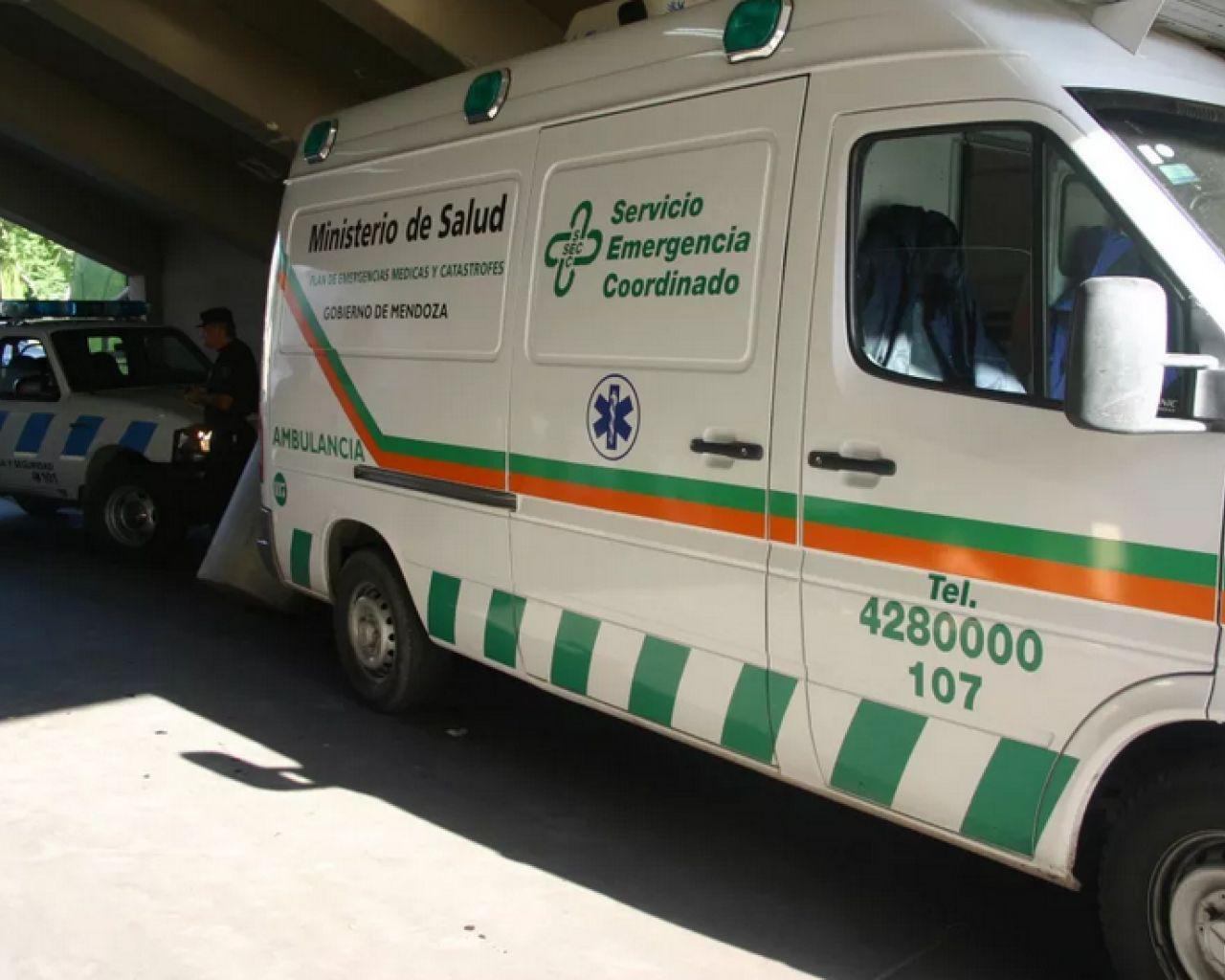 ambulancias SEC