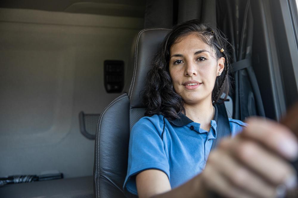 Scania Conductoras Estefanía