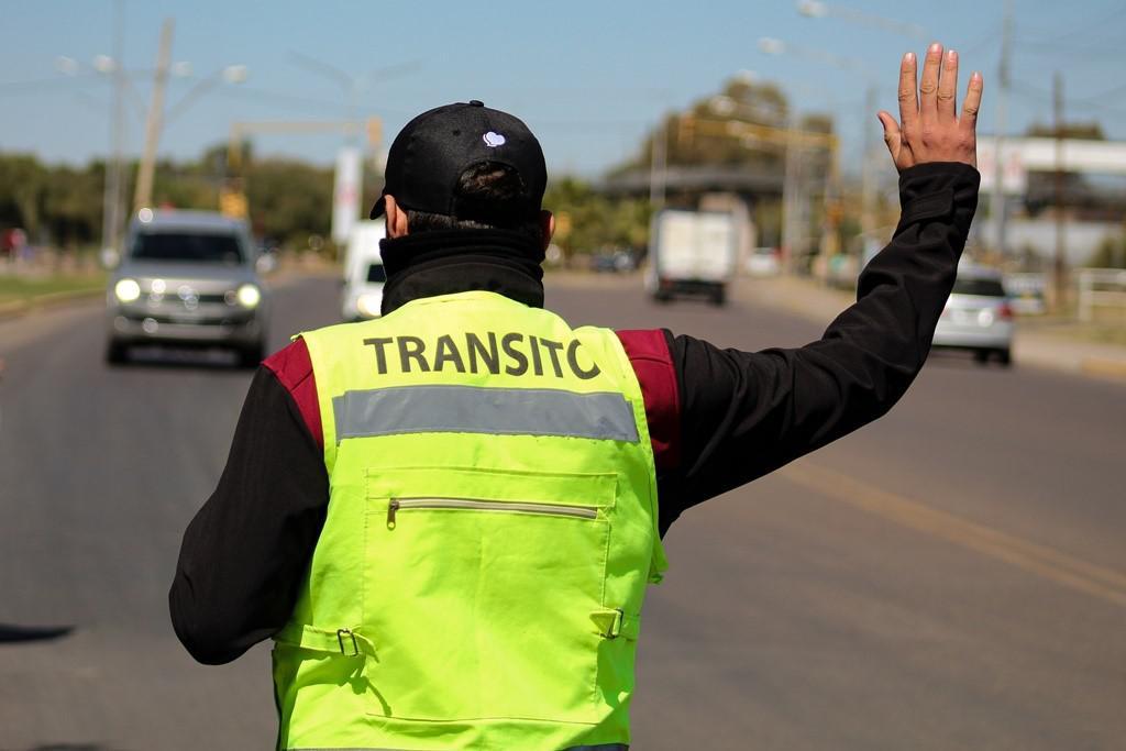 Las Heras, controles tránsito en confinamiento