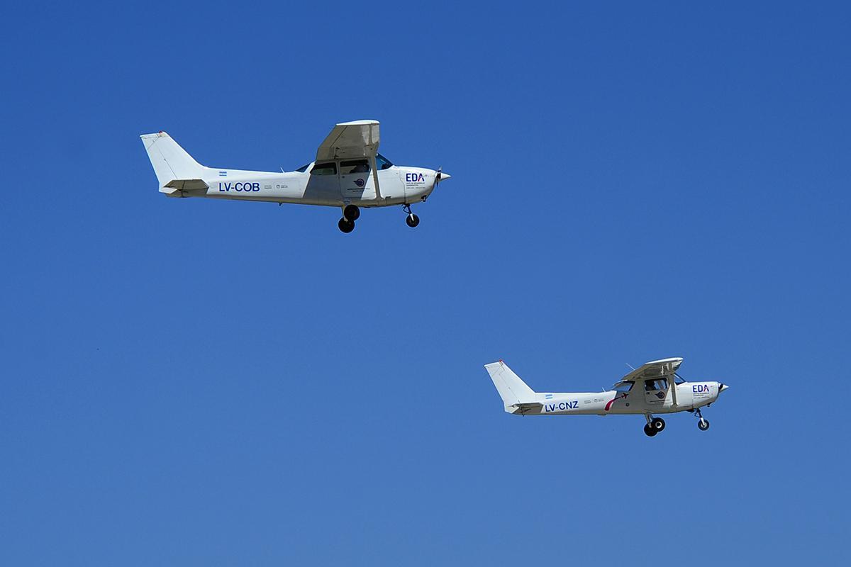 Aviones-de-la-Escuela-de-vuelo