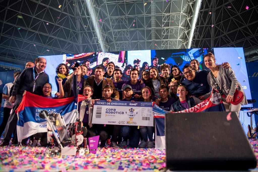 copa robotica 2019 ganadores