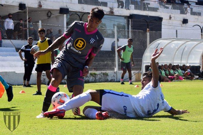 Gimnasia y Esgrima de Mendoza 0- Tigre 4