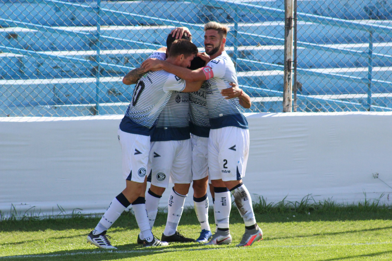 Ascenso, Almagro 0 - Independiente Rivadavia 2