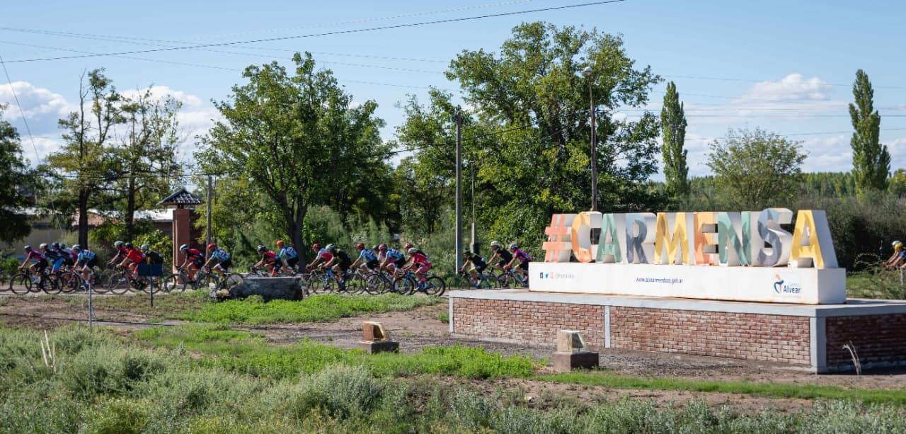 Ciclismo, Alvear, Carmensa