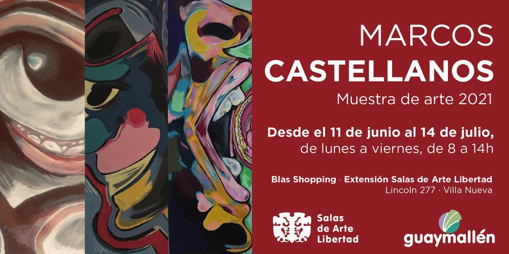 Muestra Marcos Castellanos (placa)