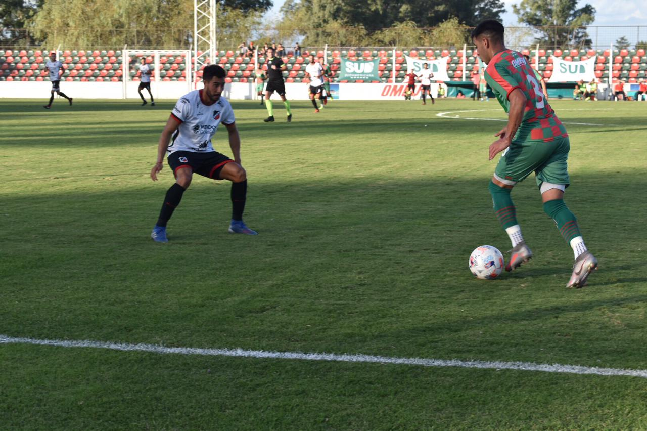 Ascenso, Agropecuario 1- Maipú 1