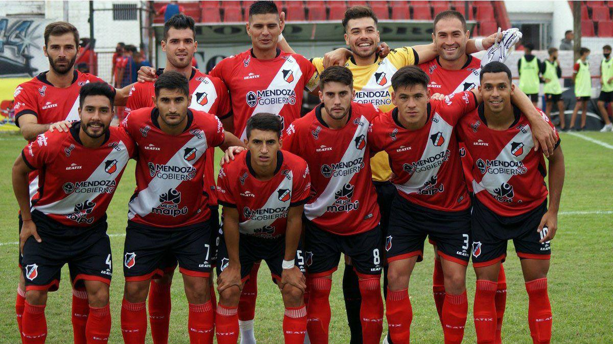 Primera Nacional, Deportivo Maipú