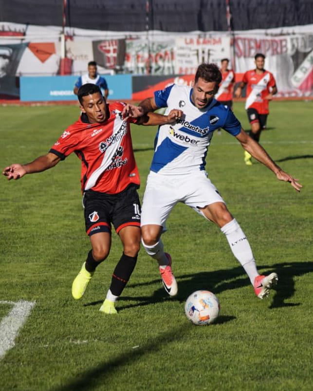 Deportivo Maipu 1, Alvarado de Mar del Plata 0