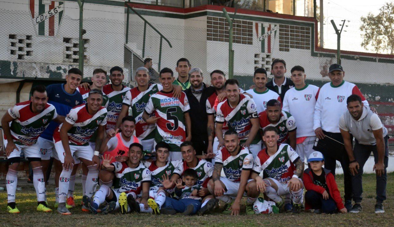 Liga Mendocina, Guaymallén goleó a Independiente 5 a 0