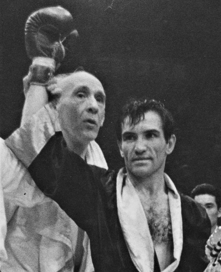 Boxeo, Pascual Pérez, San Lorenzo de Almagro