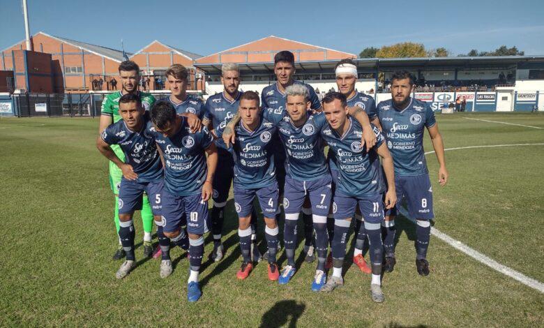 Independiente Rivadavia en Ezeiza