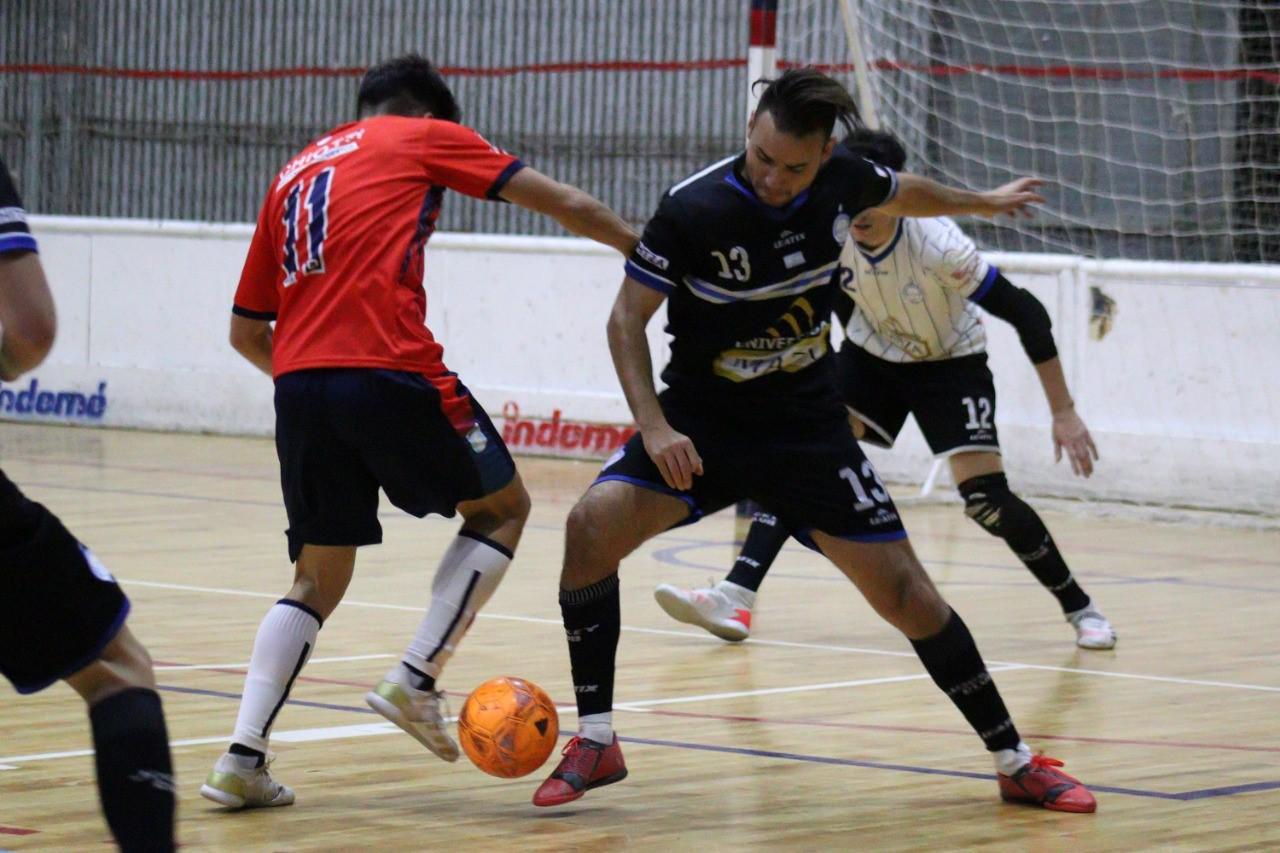 Futsal, final de bandera verde