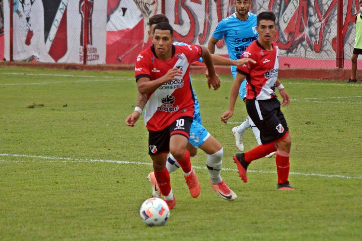Deportivo Maipú 0- Témperley 1