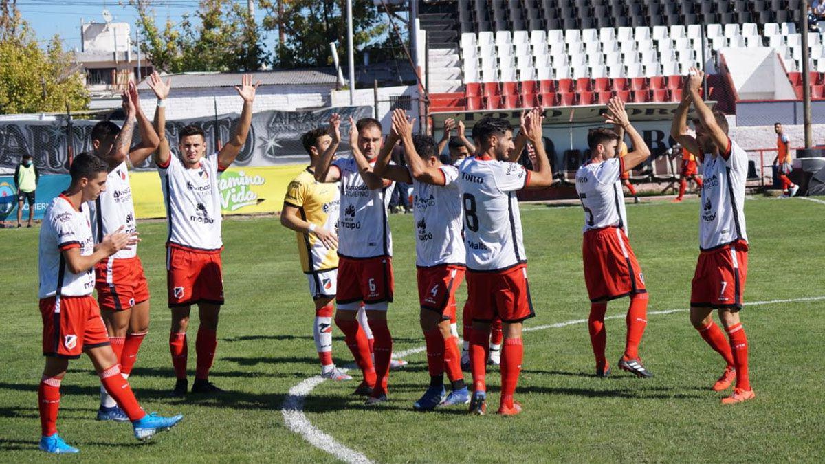 De local ganó Maipù su primer partido