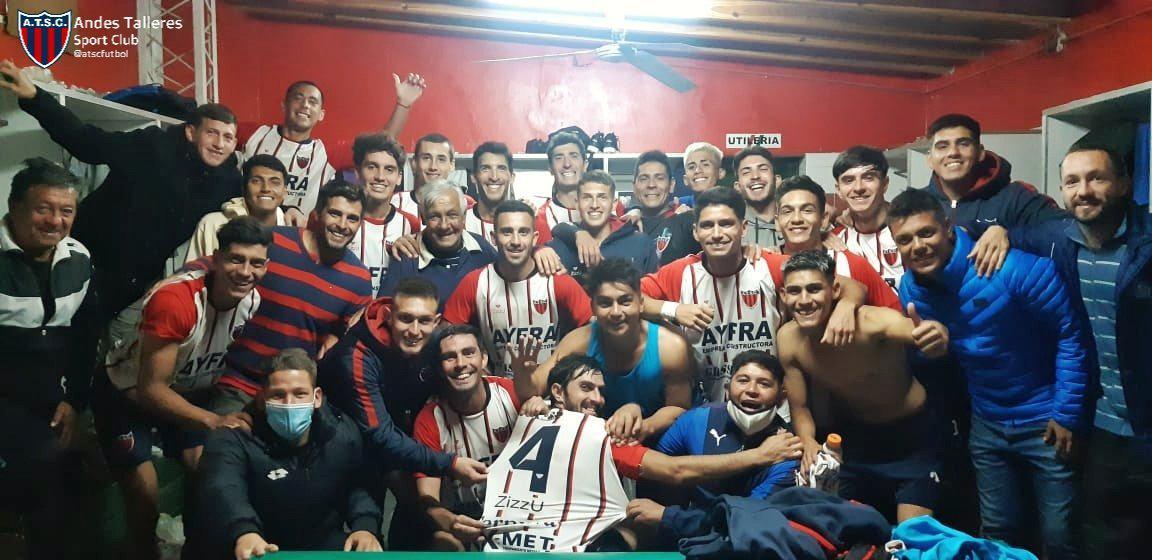 Liga Mendocina, Andes Talleres 4- Godoy Cruz 0