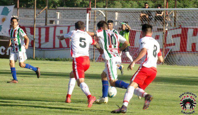 Liga Mendocina, Guaymallén 0- Huracán 2