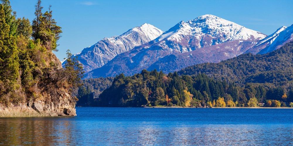 paisaje sur patagonia