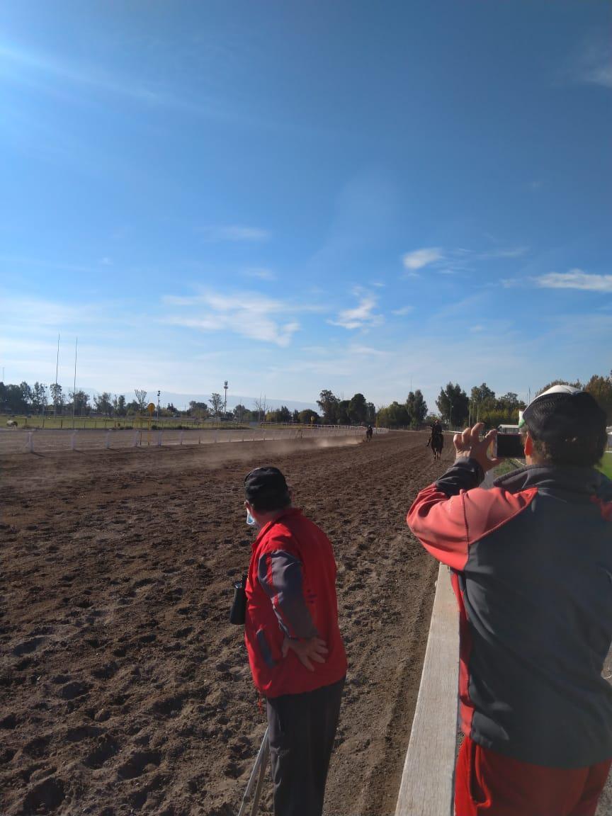 Turf, Hipódromo de Mendoza, martes 25 de Mayo