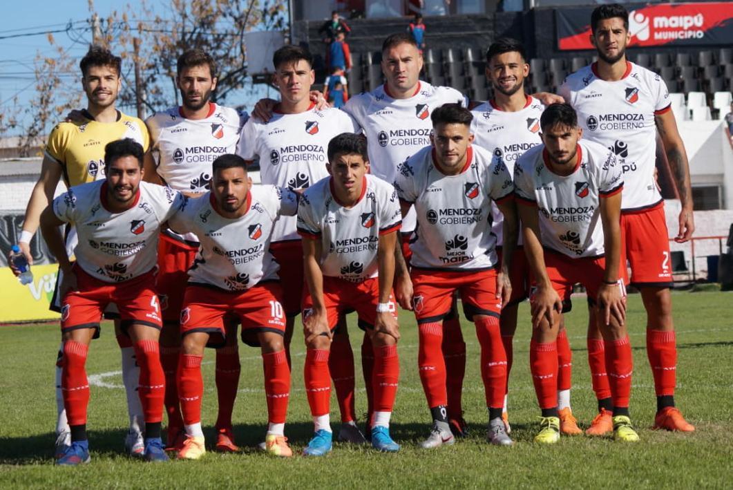 Deportivo Maipú en el Omar Higinio Sperdutti
