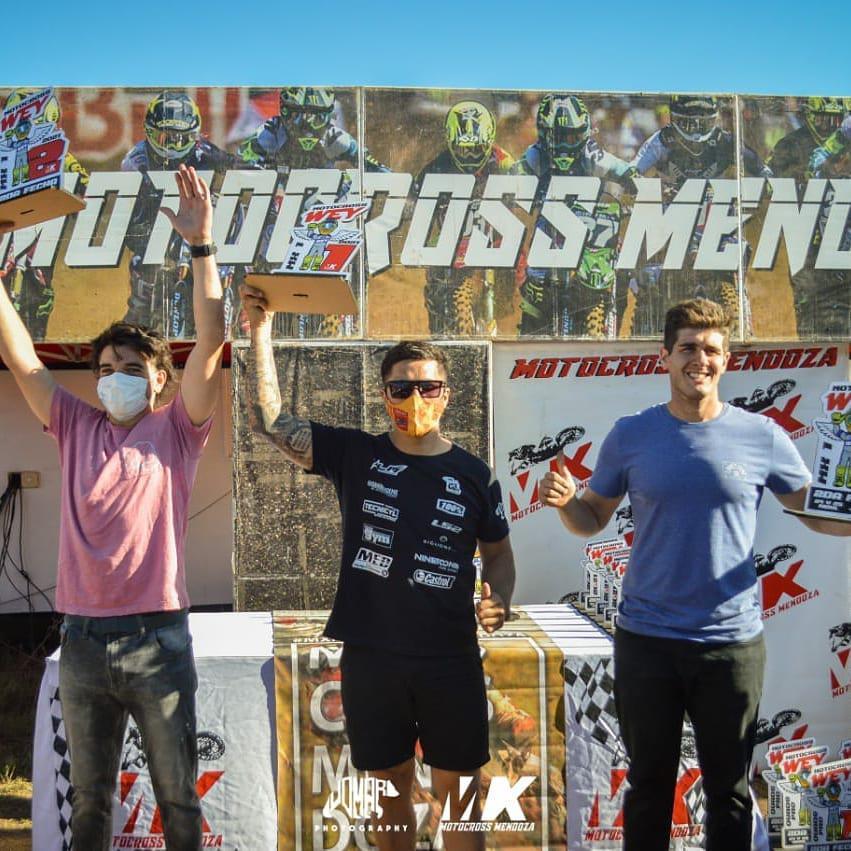 Motocross, Duplessis, López y Castillo