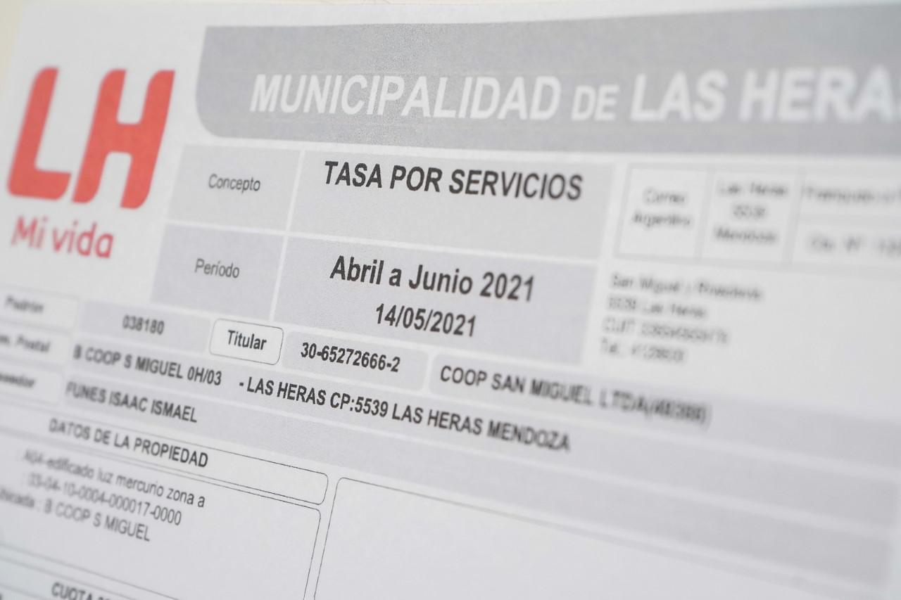 LH, pago virtual servicios municipales