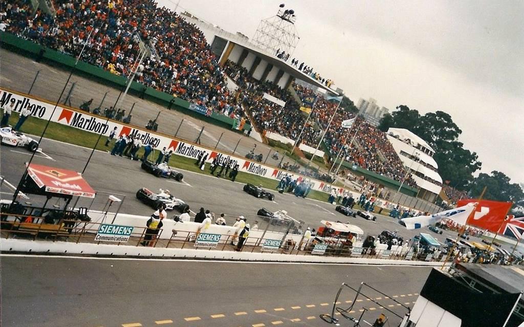Autódromo de Bs As, Fórmula 1 en 1998