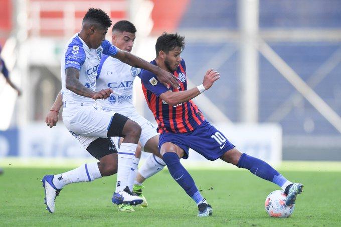 Futbol de Primera, S. Lorenzo 1, G. Cruz 0