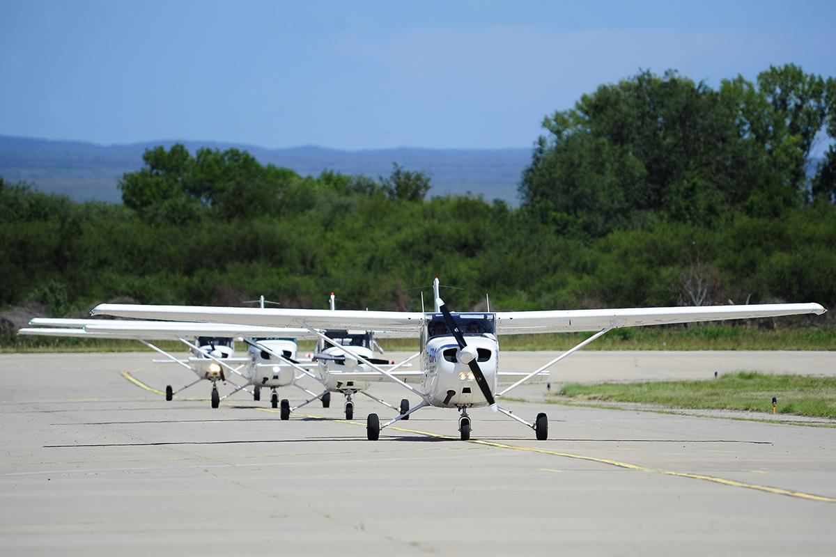 Aviones-de-la-Escuela-de-vuelo-2