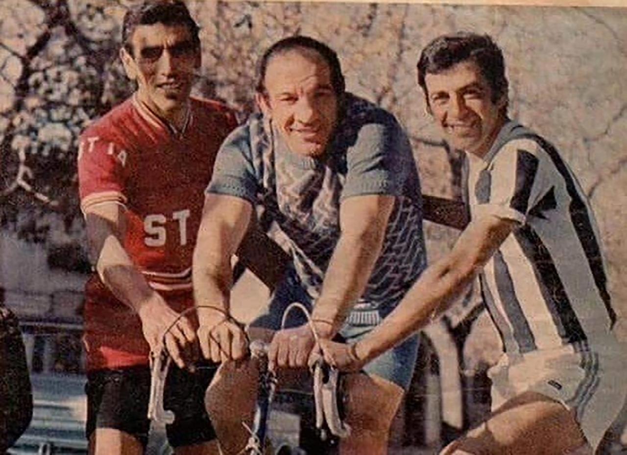 El Victor, Nicolino, El Cóndor