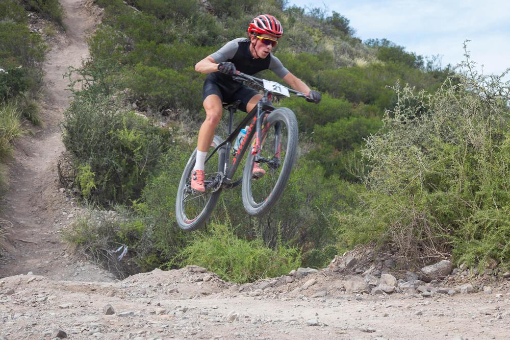 Mountain Bike XCO en el Parque de Montaña