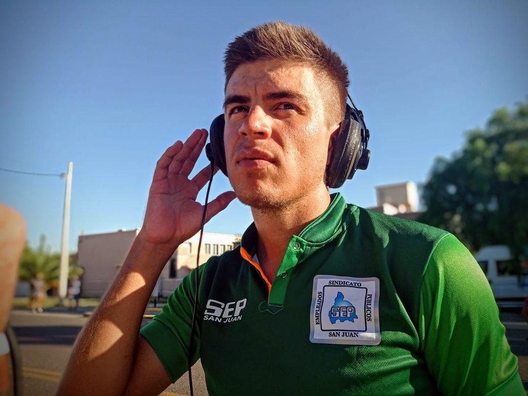 Leo Cobarrubias, malla líder