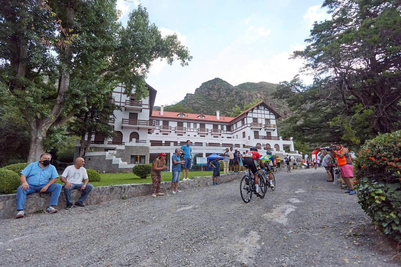 La llegada en Villavicencio