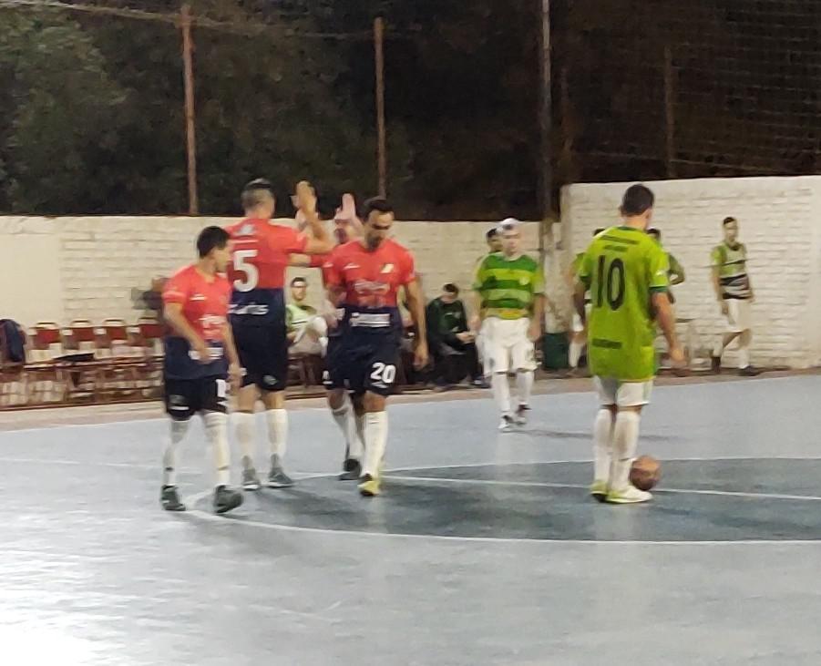 Futsal, Primera A, FEFUSA