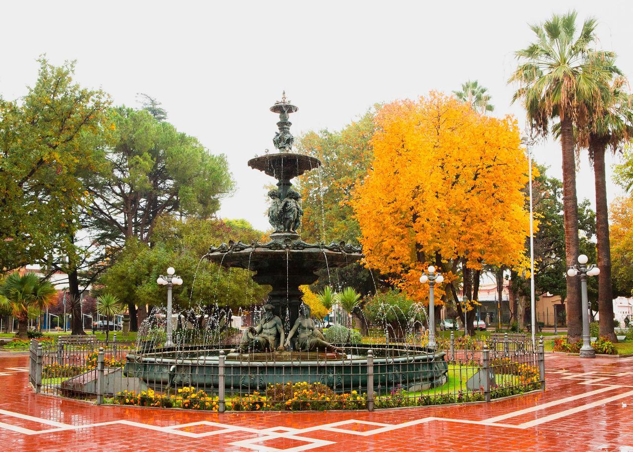 Plaza Maipú 1