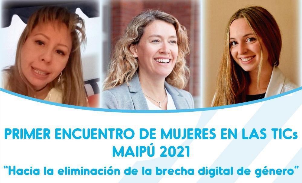 Maipú Mujeres en las TICs