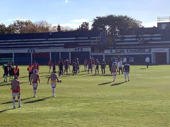 Ascenso, Tristán Suarez 1. Independiente Rivadavia 2