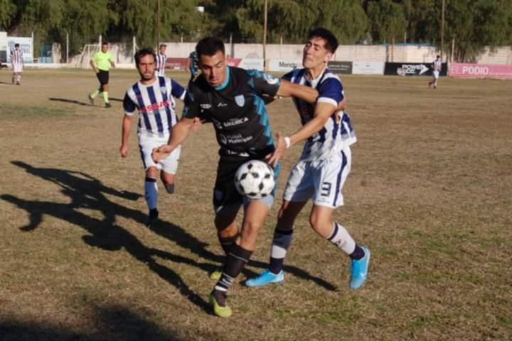 Liga Mendocina, Chacras 0- Gutierrez 1